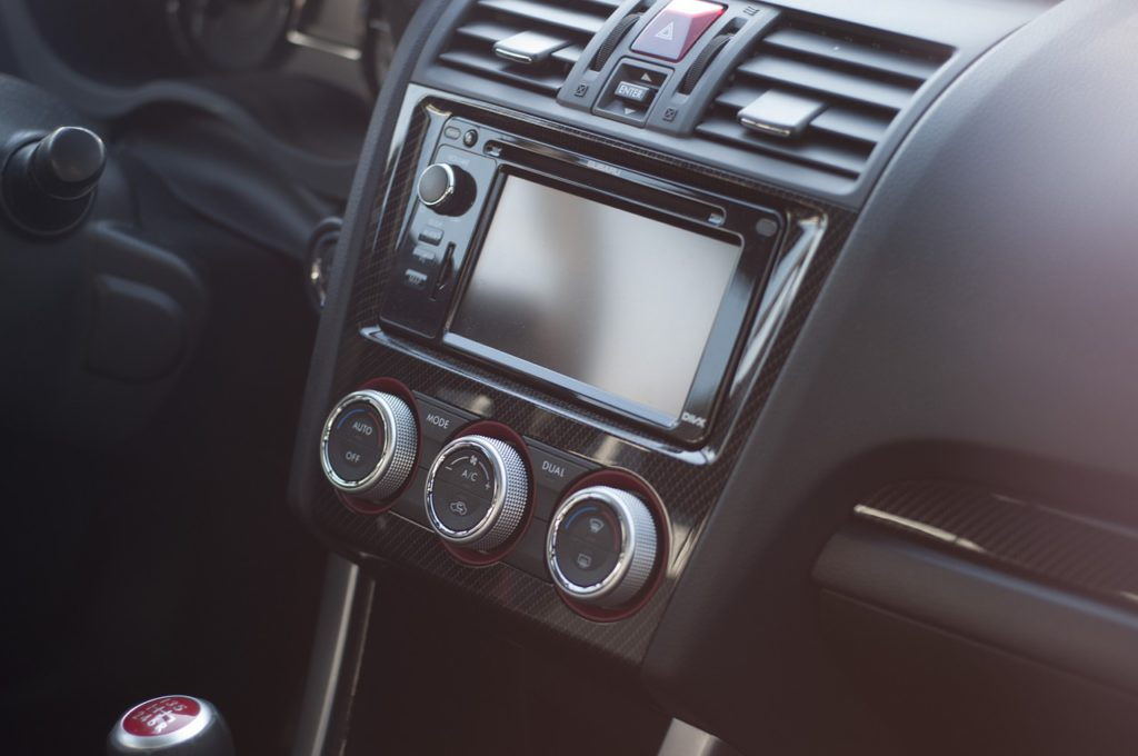 Autoradio mp3 voiture